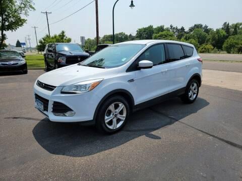 2014 Ford Escape for sale at Premier Motors LLC in Crystal MN