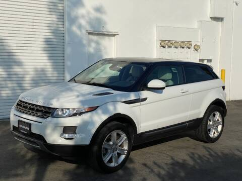2014 Land Rover Range Rover Evoque Coupe for sale at Corsa Exotics Inc in Montebello CA