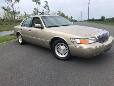 1999 Mercury Grand Marquis for sale at Lexton Cars in Sterling VA