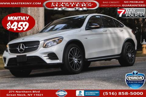 2017 Mercedes-Benz GLC for sale at European Masters in Great Neck NY