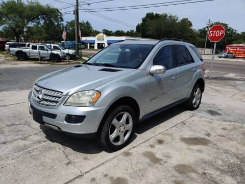 2008 Mercedes-Benz M-Class for sale at Advance Import in Tampa FL