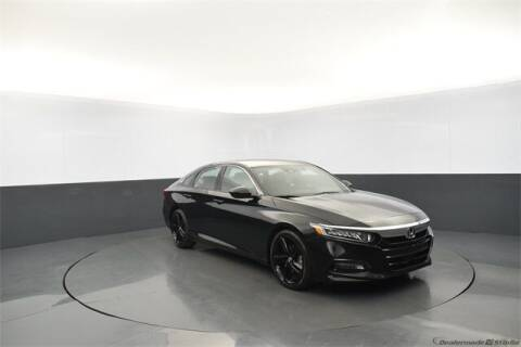 2018 Honda Accord for sale at Tim Short Auto Mall in Corbin KY