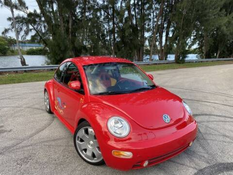 1998 Volkswagen New Beetle for sale at Exclusive Impex Inc in Davie FL
