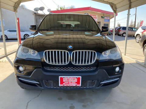 2008 BMW X5 for sale at CONTINENTAL AUTO EXCHANGE in Lemoore CA