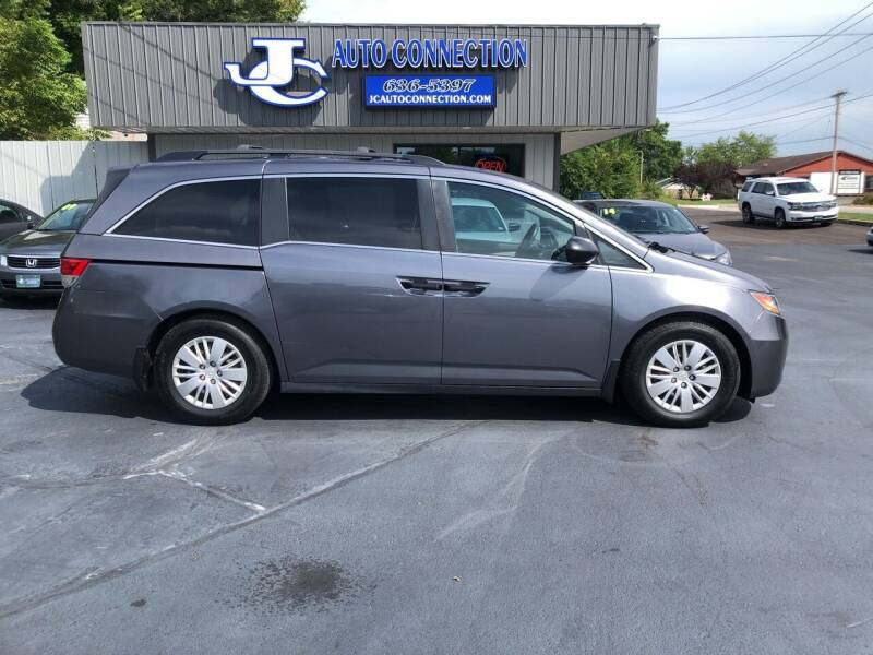 2014 Honda Odyssey for sale at JC AUTO CONNECTION LLC in Jefferson City MO