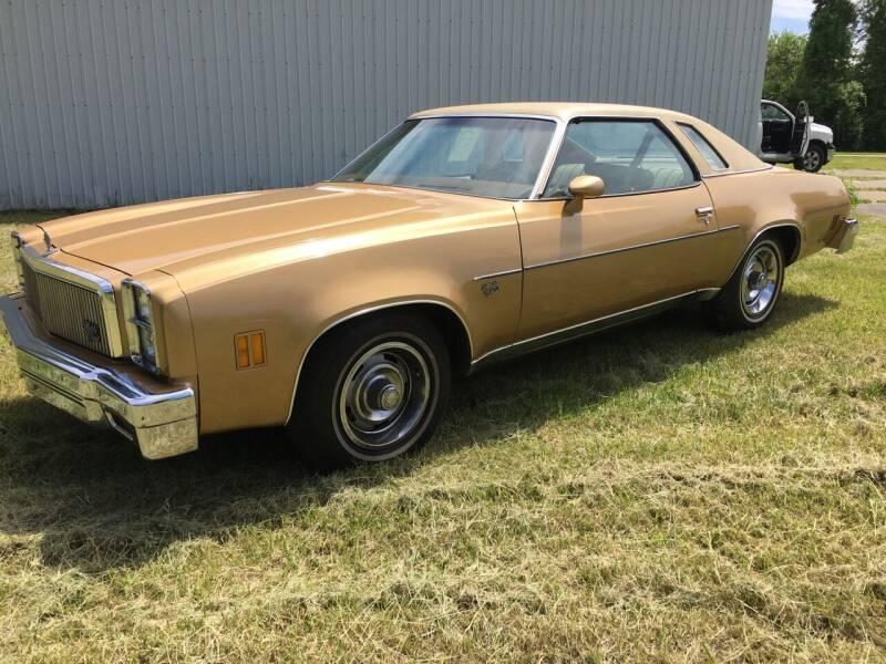 1977 Chevrolet Malibu for sale at Bob Fox Auto Sales in Port Huron MI