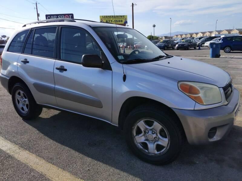 2005 Toyota RAV4 for sale at Car Spot in Las Vegas NV