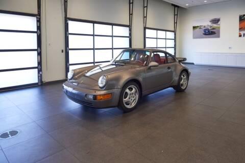 1991 Porsche 911 for sale at Gaudin Porsche in Las Vegas NV