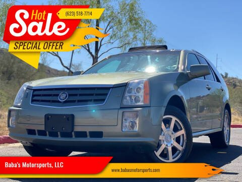 2005 Cadillac SRX for sale at Baba's Motorsports, LLC in Phoenix AZ