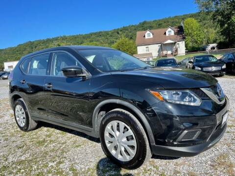 2016 Nissan Rogue for sale at Ron Motor Inc. in Wantage NJ