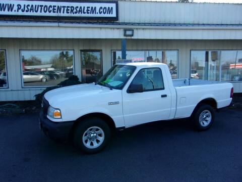 2011 Ford Ranger for sale at PJ's Auto Center in Salem OR