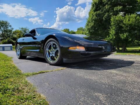 1999 Chevrolet Corvette for sale at Sinclair Auto Inc. in Pendleton IN