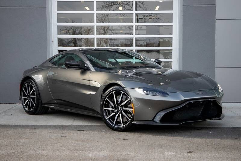 Used Aston Martin For Sale In Massachusetts Carsforsale Com