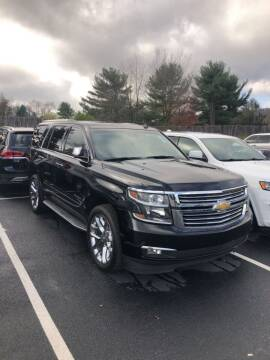 2015 Chevrolet Tahoe for sale at Jeff D'Ambrosio Auto Group in Downingtown PA