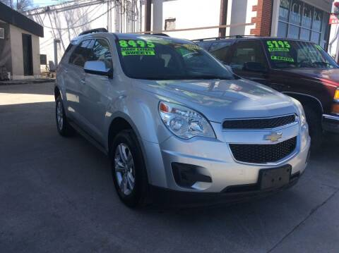 2013 Chevrolet Equinox for sale at Harrison Family Motors in Topeka KS