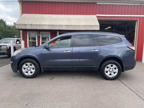 2013 Chevrolet Traverse for sale at JWP Auto Sales,LLC in Maple Shade NJ