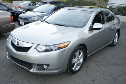 2010 Acura TSX for sale at Sports Plus Motor Group LLC in Sunnyvale CA
