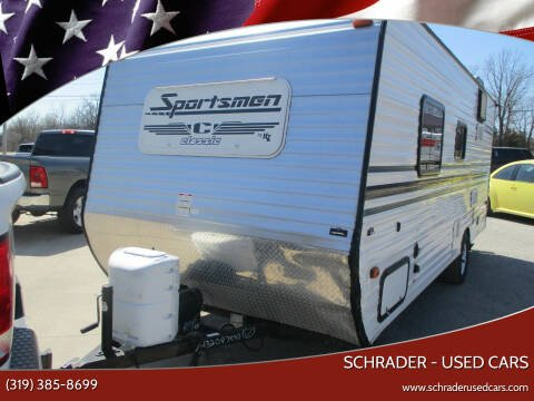 2015 KZ SPORTSMEN for sale at Schrader - Used Cars in Mount Pleasant IA