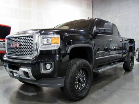 2015 GMC Sierra 2500HD for sale at Platinum Motors in Portland OR