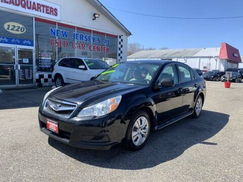 2011 Subaru Legacy for sale at Auto Headquarters in Lakewood NJ