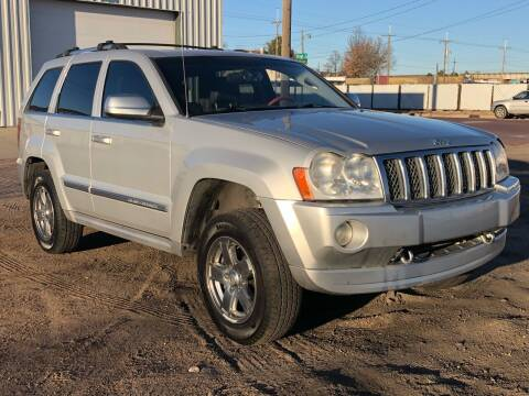 2006 Jeep Grand Cherokee for sale at El Tucanazo Auto Sales in Grand Island NE
