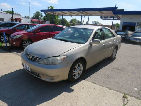 2005 Toyota Camry for sale at Nile Auto Sales in Denver CO