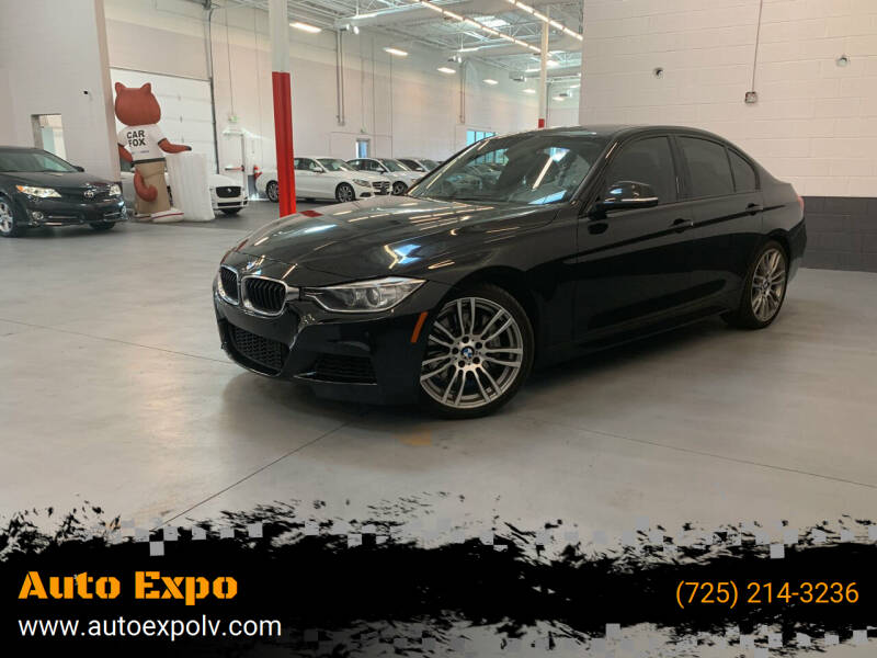 2014 BMW 3 Series for sale at Auto Expo in Las Vegas NV