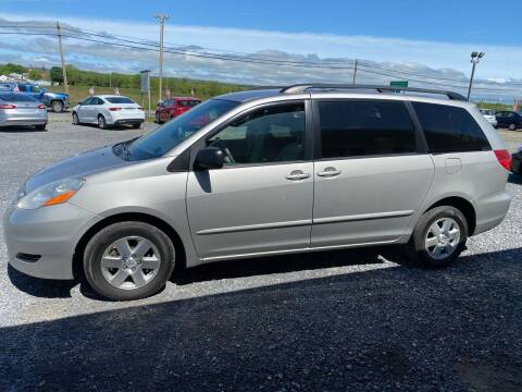 2008 Toyota Sienna for sale at Tri-Star Motors Inc in Martinsburg WV