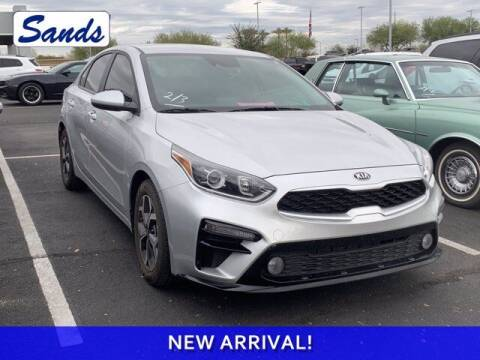2019 Kia Forte for sale at Sands Chevrolet in Surprise AZ