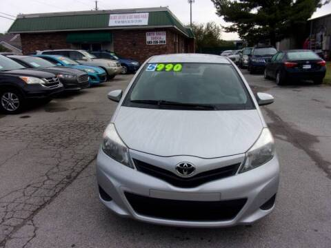 2012 Toyota Yaris for sale at Auto Sales Sheila, Inc in Louisville KY