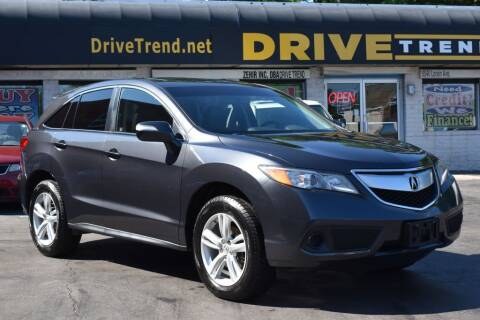 2013 Acura RDX for sale at DRIVE TREND in Cleveland OH