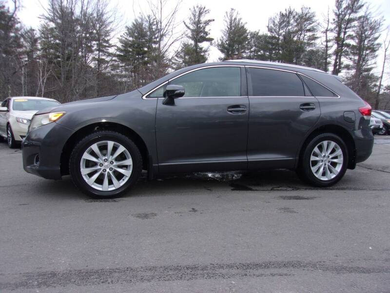 2015 Toyota Venza for sale at Mark's Discount Truck & Auto Sales in Londonderry NH