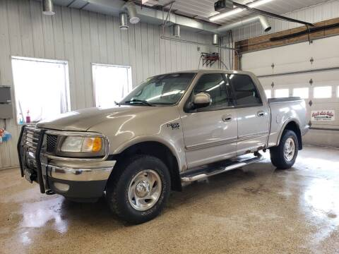 2001 Ford F-150 for sale at Sand's Auto Sales in Cambridge MN