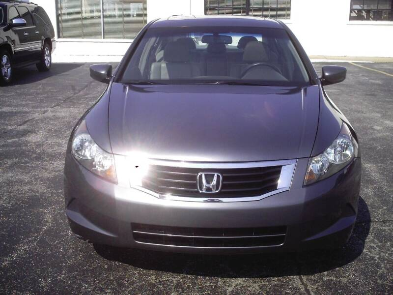 2008 Honda Accord for sale at STAPLEFORD'S SALES & SERVICE in Saint Georges DE