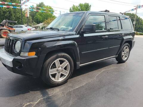 2007 Jeep Patriot for sale at County Seat Motors in Union MO