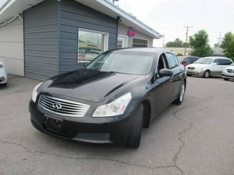 2007 Infiniti G35 for sale at Crown Auto in South Salt Lake UT