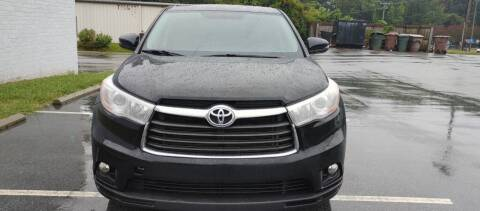 2015 Toyota Highlander for sale at IMPORT AUTO SOLUTIONS, INC. in Greensboro NC