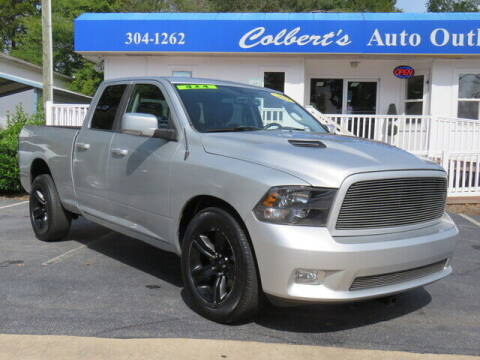 2011 RAM Ram Pickup 1500 for sale at Colbert's Auto Outlet in Hickory NC