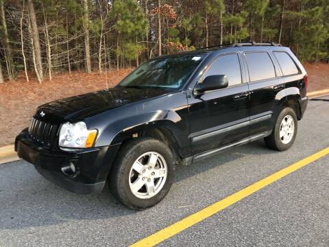 2007 Jeep Grand Cherokee for sale at El Camino Auto Sales in Sugar Hill GA