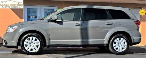 2019 Dodge Journey for sale at Gold Motors Auto Group Inc in Tampa FL