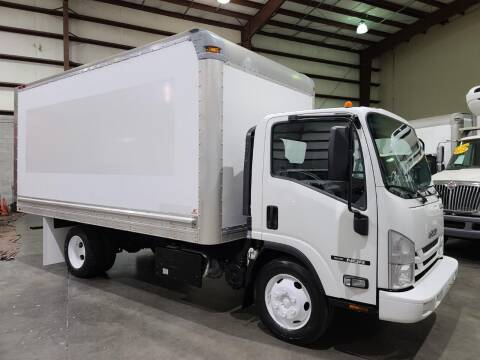 2016 Isuzu NQR for sale at Transportation Marketplace in West Palm Beach FL
