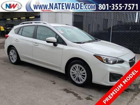 2018 Subaru Impreza for sale at NATE WADE SUBARU in Salt Lake City UT