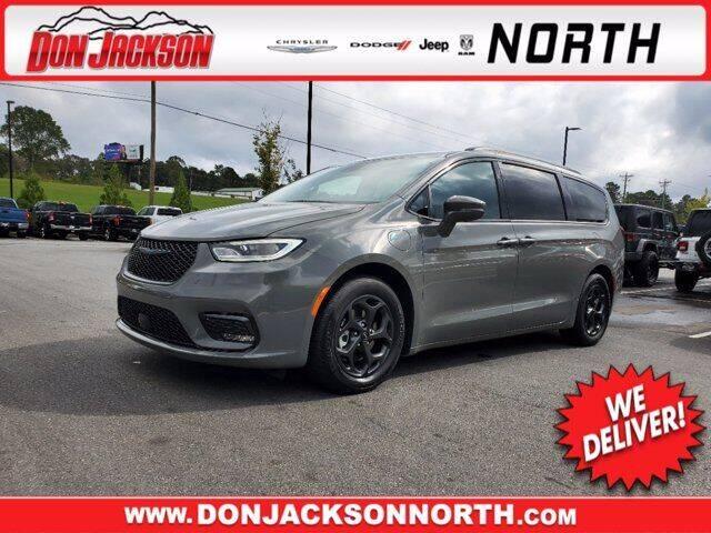 2021 Chrysler Pacifica Hybrid for sale in Cumming, GA