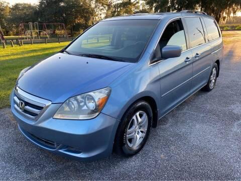 2007 Honda Odyssey for sale at DRIVELINE in Savannah GA
