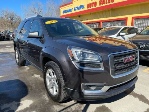 2015 GMC Acadia for sale at Popas Auto Sales in Detroit MI