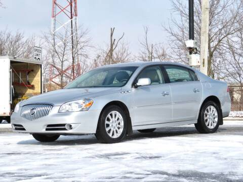 2010 Buick Lucerne for sale at Tonys Pre Owned Auto Sales in Kokomo IN