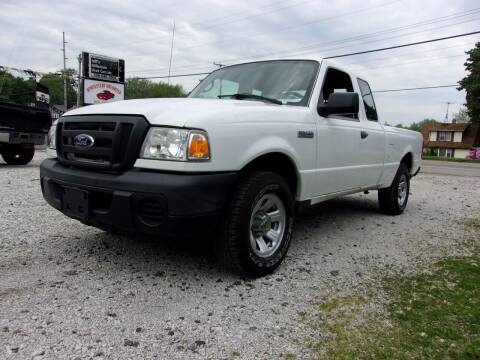 2011 Ford Ranger for sale at JEFF MILLENNIUM USED CARS in Canton OH