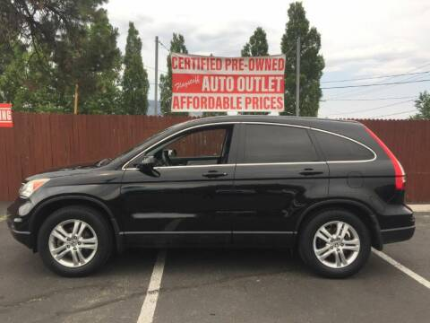 2011 Honda CR-V for sale at Flagstaff Auto Outlet in Flagstaff AZ