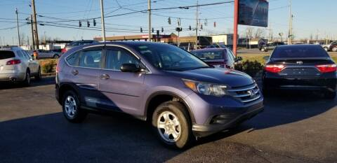 2013 Honda CR-V for sale at Albi Auto Sales LLC in Louisville KY