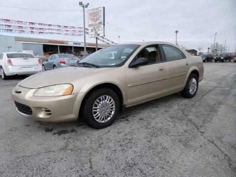 2001 Chrysler Sebring for sale at Budget Corner in Fort Wayne IN